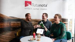 Birthday celebration: Here's to 8 years of Tutanota!