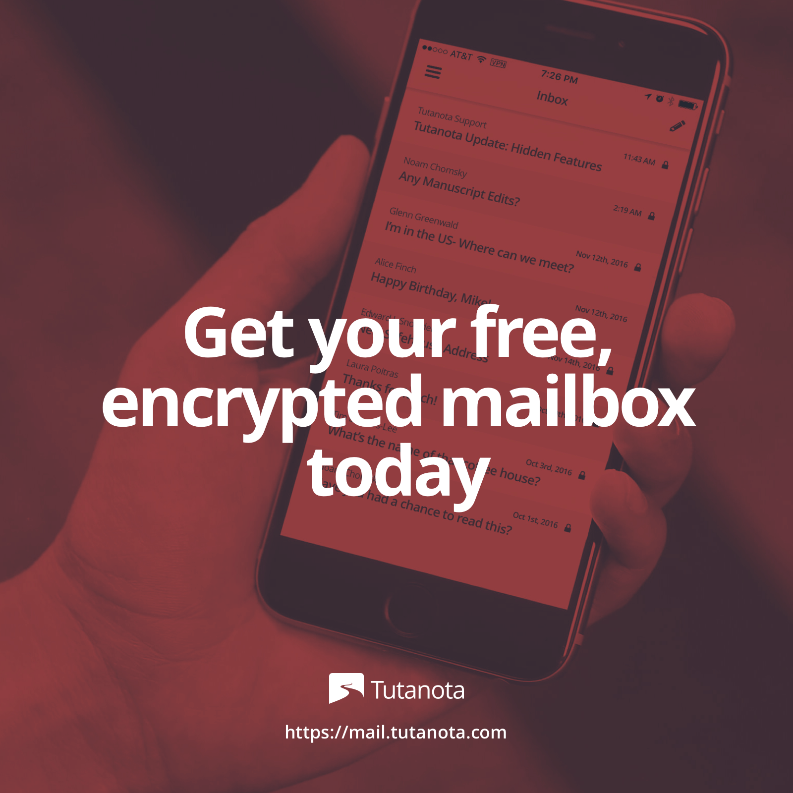 Secure email: Tutanota makes free encrypted emails easy